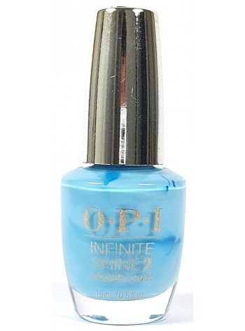 To Infinity & Blue-yond * OPI Infinite Shine