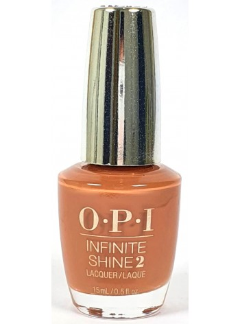 Brains & Bronze * OPI Infinite Shine