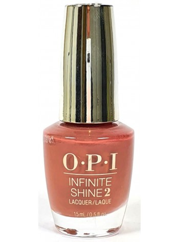 Linger Over Coffee * OPI Infinite Shine
