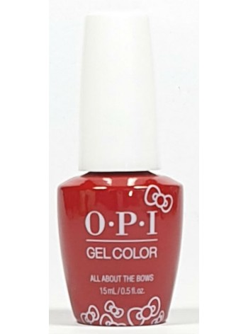 All About The Bows * OPI Gelcolor