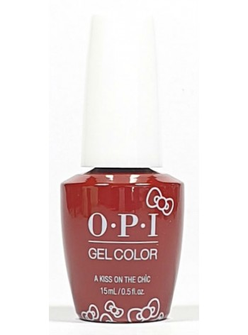 A Kiss On The Chic * OPI Gelcolor