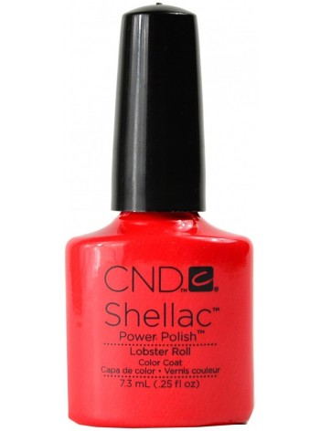 Lobster Roll * CND Shellac