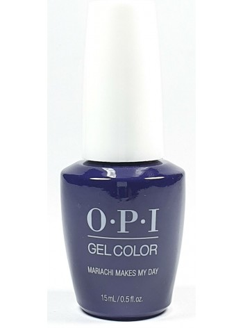 Mariachi Makes My Day * OPI Gelcolor