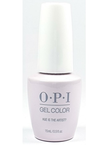 Hue is the Artist? * OPI Gelcolor