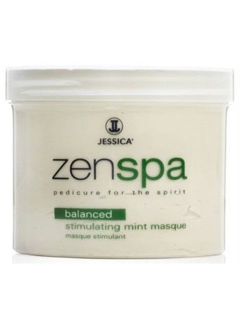 Balanced Masque Mint * Jessica ZENSPA