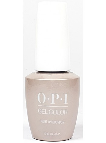 Right on Bourbon* OPI Gelcolor