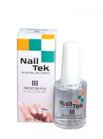 III Protection Plus * Nail Tek