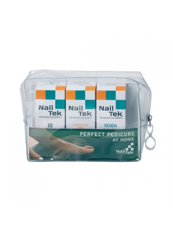Nail Tek Perfect Pedicure Kit