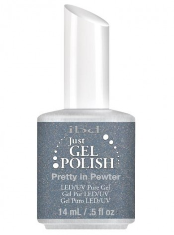 Pretty In Pewter * Ibd Just Gel
