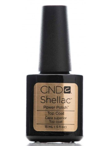 Top Coat * CND Shellac
