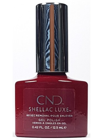 Rouge Rite * CND Shellac LUXE