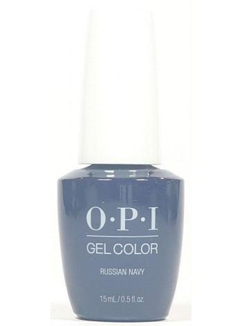 Russian Navy * OPI Gelcolor