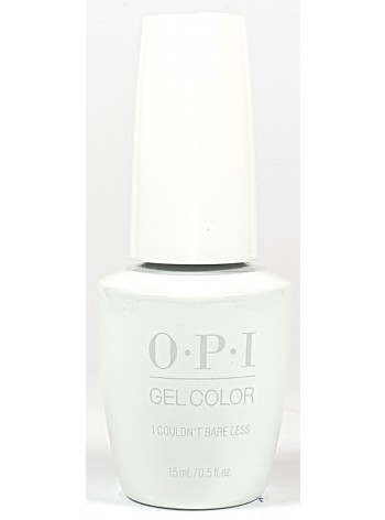 I Couldnt Bare-Less * OPI Gelcolor