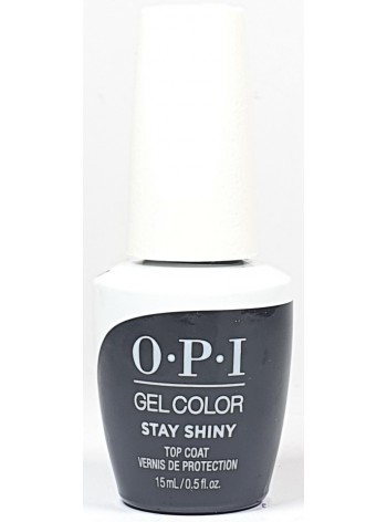 Stay Shiny Top Coat * OPI Gelcolor