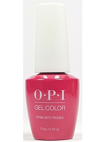 Toying With Trouble * OPI Gelcolor