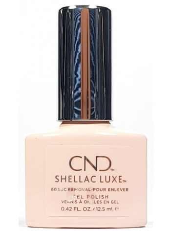 Uncovered * CND Shellac LUXE