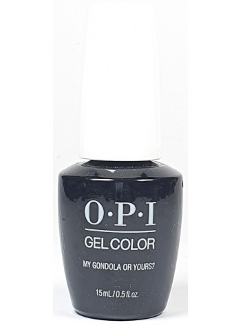 My Gondola or Yours? * OPI Gelcolor