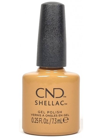 Wrapped In Linen * CND Shellac